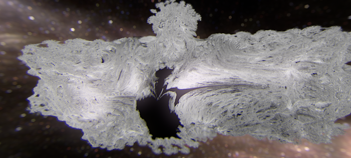 Fractal Renderer is coming together