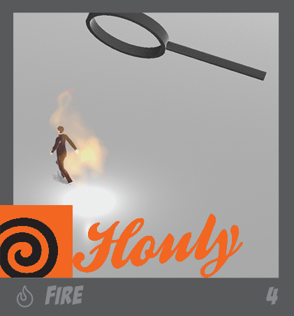 HOULY 2020 Day 4 – Fire