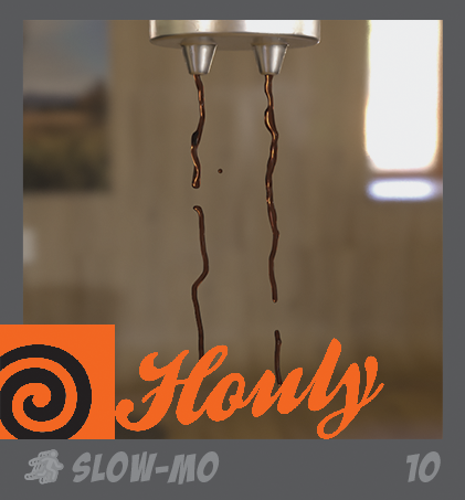 HOULY 2020 Day 10 – Slow-Mo