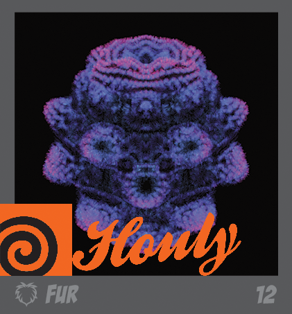 HOULY 2020 Day 12 – Fur