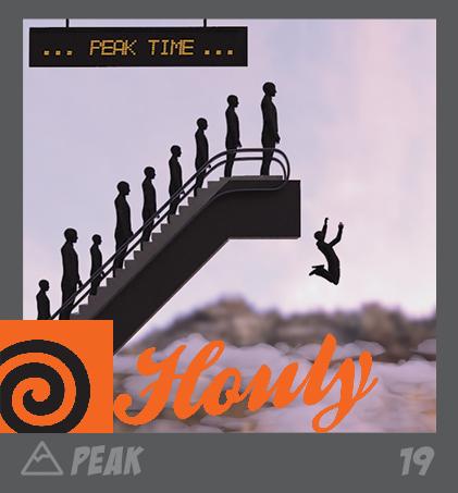 HOULY 2020 Day 19 – Peak