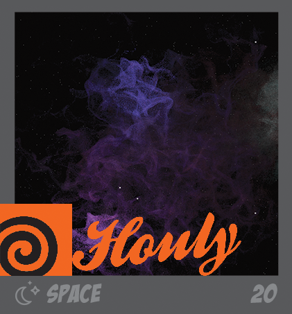 HOULY 2020 Day 20 – Space