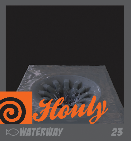 HOULY 2020 Day 23 – Waterway