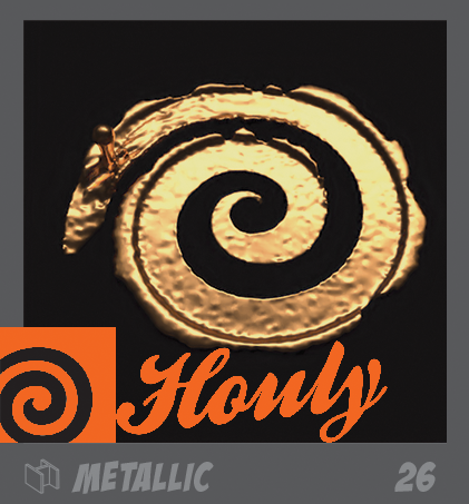 HOULY 2020 Day 26 – Metallic
