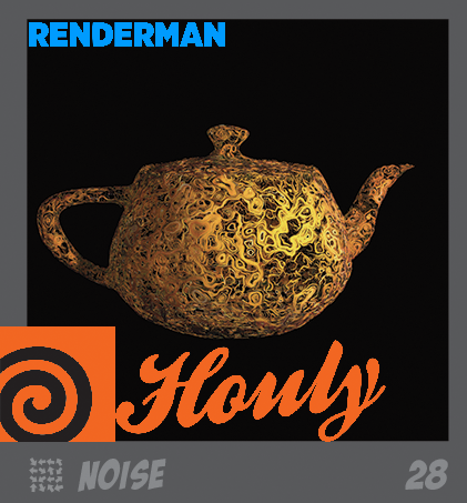 HOULY 2020 Day 28 – Noise
