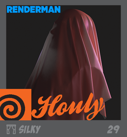 HOULY 2020 Day 29 – Silky